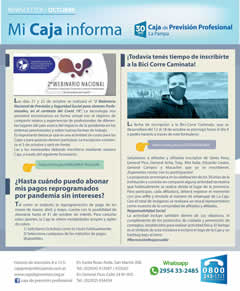 Newsletter Septiembre/2020